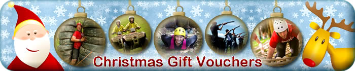 Christmas Activity Gift Vouchers